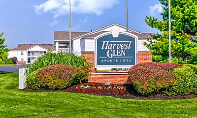Community Signage, Harvest Glen, 0