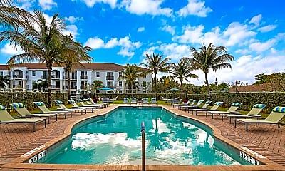 Pool, Blu Atlantic Apartments, 0