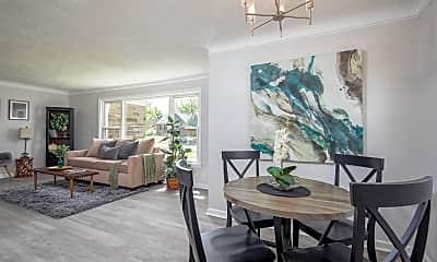 Living Room, 4019 Eastway Rd, 1
