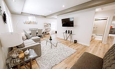 Living Room, 6217 Carpenter Ave, 1