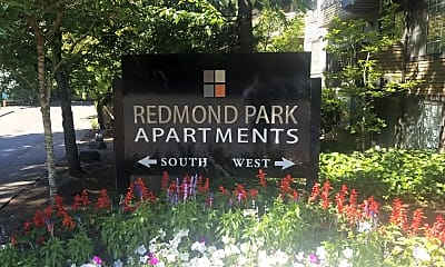 Redmond Park Apartments, 1