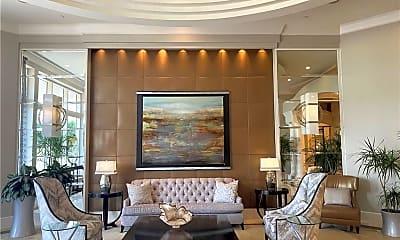 Living Room, 23850 Via Italia Cir 605, 1