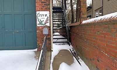 Patio / Deck, 221 E 8th St, 0
