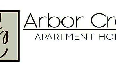 Community Signage, Arbor Crest, 2