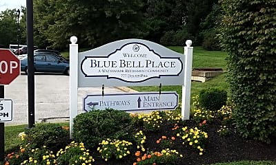 Blue Bell Place, 1