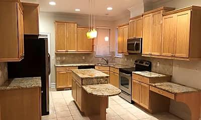 Kitchen, 1400 Weber St, 1