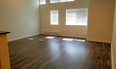 Living Room, Lynwood Commons, 1