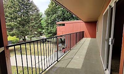 Patio / Deck, 624 W Yakima St, 2