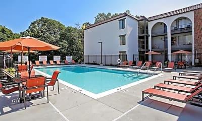 Pool, The Magnolia Apartment Homes, 0