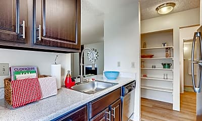 Kitchen, The Richfield Apartments, 1