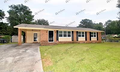 Building, 3718 Lexington Dr, 1