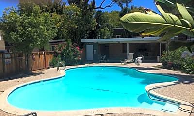 Pool, 1443 Kentfield Ave 7, 2