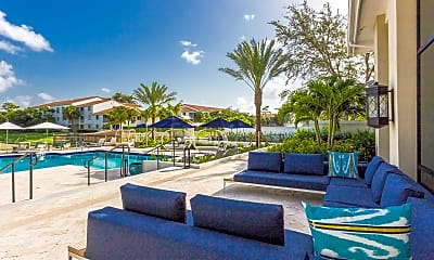 Pool, Arbor Oaks At Boca Raton, 1