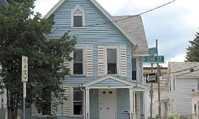 Building, 84 Oak St, 0