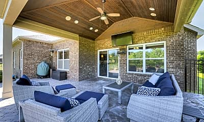 Patio / Deck, 6026 Yellowstone Dr, 1
