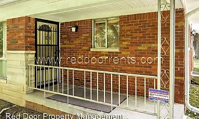 Patio / Deck, 2338 N Irwin St, 1
