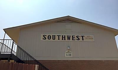 Southwest Apartments, 1