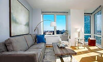 Living Room, 43-25 Hunter St, 0
