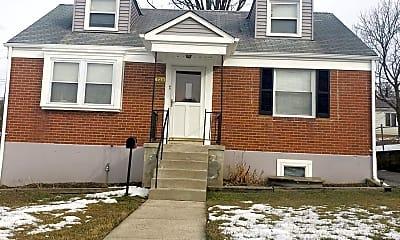 Building, 723 Leafydale Terrace 1ST, 0