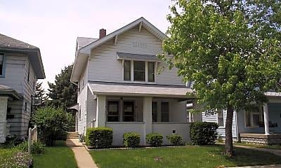 Building, 22 1/2 N. Tremont St., 0