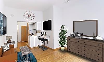 Living Room, 225 E 82nd St, 1