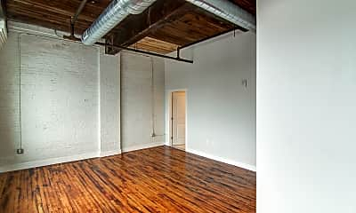 Bedroom, Rathbun Lofts, 2