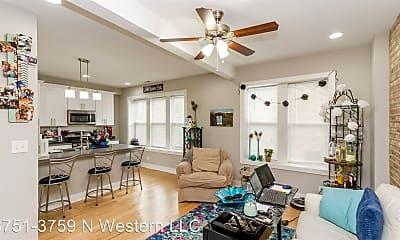 Living Room, 2349 W Grace St, 0