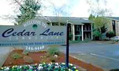Cedar Lane, 0