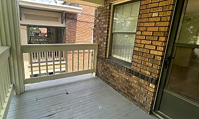 Patio / Deck, 2805 Charlotte St, 1