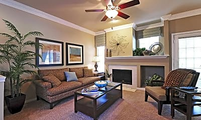 Living Room, The Reserve on Willow Lake, 1