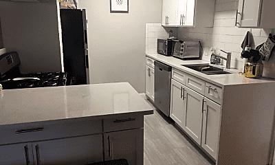 Kitchen, 2 Lexington St, 1