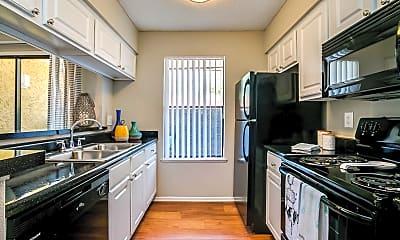 Kitchen, Cielo on Gilbert Apartments, 1