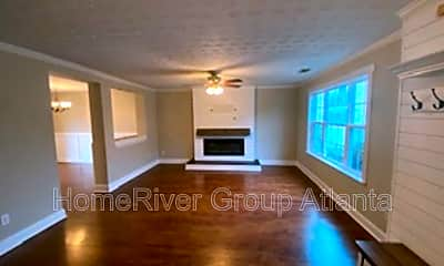 Dining Room, 3813 Holliwell Pass, 2