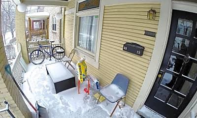 Patio / Deck, 5522 Kentucky Ave, 1