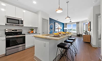 Kitchen, Edge on the Beltline, 1