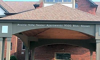 Prairie Villa Senior Apartments, 1