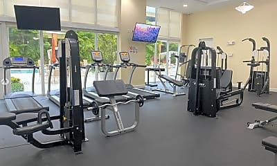 Fitness Weight Room, 2775 NE 187th St 414, 2