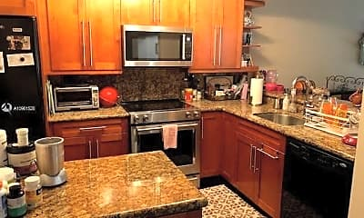 Kitchen, 1351 E Golfview Dr, 0