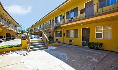 Building, Sun Valley Apartments, 0