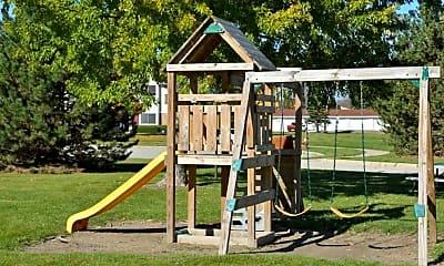 Playground, Ryan Green Apartments, 2