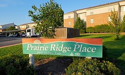 Prairie Ridge Place Apartments, 1