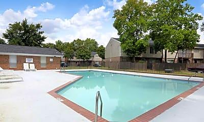 Pool, Shadowbrook Townhomes, 0