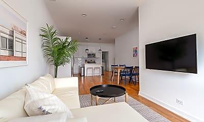 Living Room, 1636 N Western Ave, 0