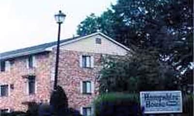 Hampshire House, 1