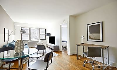Living Room, 502 W 42nd St, 1