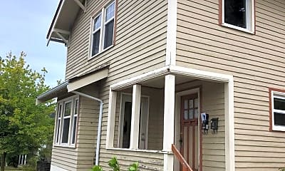 Building, 1304 Ellis St, 1