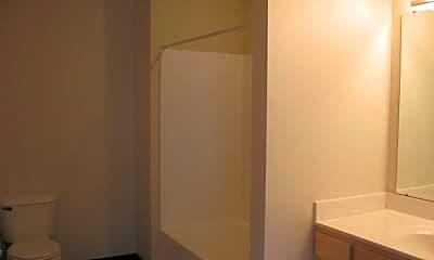 Bathroom, MPM's Campus Area Housing, 2