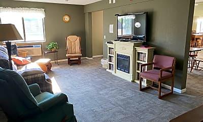 Living Room, Pinecrest Village, 2
