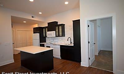 Kitchen, 1302 Scott St, 1