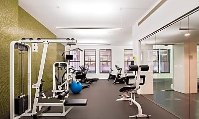 Fitness Weight Room, 56 Pine St 5-A, 2